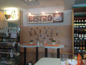 MR-Tankstop Bistro